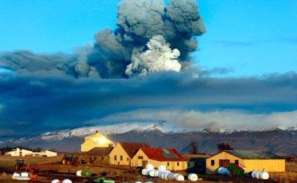 Имя этого вулкана с первой