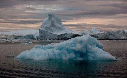 Изменение климата Арктики