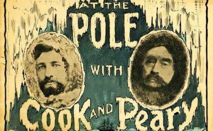 Кто открыл Северный полюс
