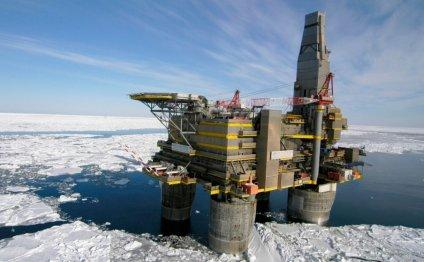Добыча нефти в Арктике