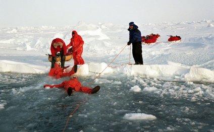 Экспедиция к Северному Полюсу