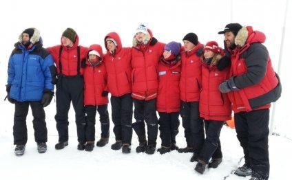 Кто покорил Северный полюс