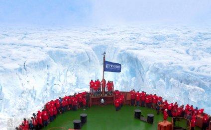 Путешествие к Северному полюсу