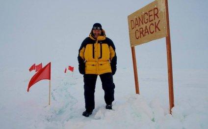 к Северному полюсу
